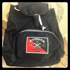 Vintage Mini Nautica Backpack